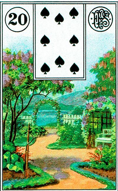 El Parque - Lenormand Tarot