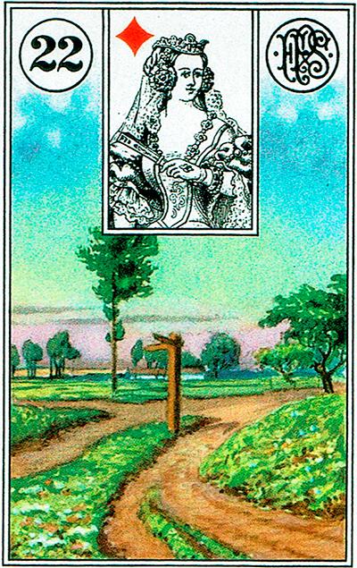 El Camino - Lenormand Tarot